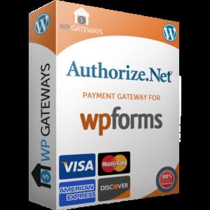WPForms Authorize.net Payment Gateway