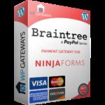 Braintree for Ninja Forms